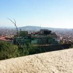 Barcelona_overview / ausblick / parc güell