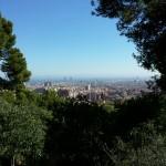Barcelona_overview / parc güell