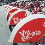 Barcelona_viu bicing / fahrradverleih