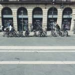 Barcelona_streetview / walking by