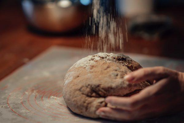 Ich habe Brot gebacken!